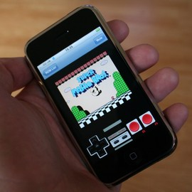 iPhone Nintendo emulator