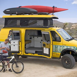 SPORTSMOBILE - ULTIMATE ADVENTURE VEHICLE