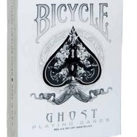 BICYCLE - GHOST DECK