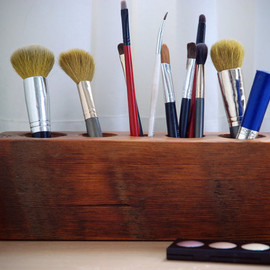 etsy - The Reclaimed Timber Desk Caddy  No.032 - L