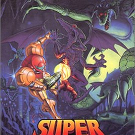 Nintendo - Super Metroid