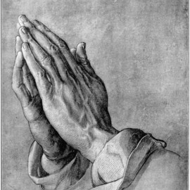 Albrecht Dürer - Praying Hands(祈りの手)