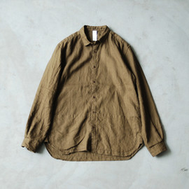 Ouur by KINFOLK - LINEN SUNDAY SHIRT