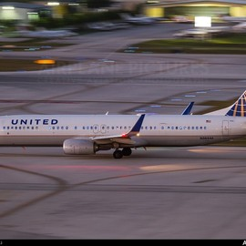 United Airlines - B737-900