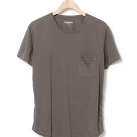 nonnative - DWELLER TEE SS - COTTON JERSEY