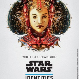 STAR WARS Identities: The Exhibition - poster(Padme  Amidala)