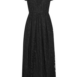 Carven - Guipure lace maxi dress