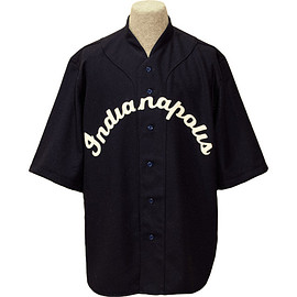 Ebbets Field Flannels - Indianapolis Indians 1909 Baseball Shirt