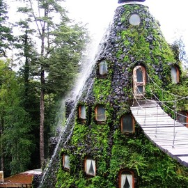 Chile - tree house