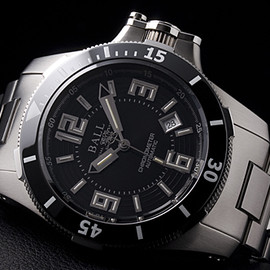 BALL WATCH - Engineer Hydrocarbon ceramic XV