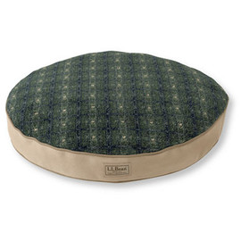 L.L.Bean - Premium Dog Bed, Round