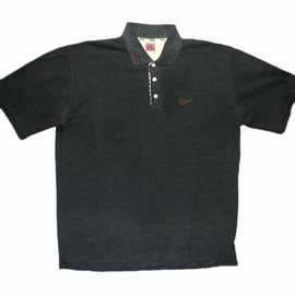 Nike - Vintage 90s Nike Polo Shirt Mens Size Large