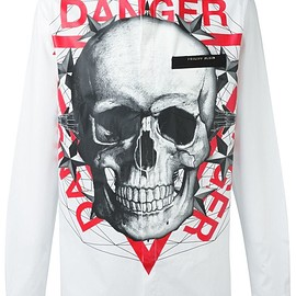 Philipp Plein - Danger シャツ