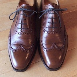 george cleverley - wing tip(no medalion)