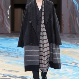 LOUIS VUITTON - Louis Vuitton | Fall 2014 Menswear Collection Look 2