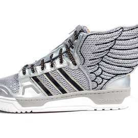 adidas - JS WINGS 2.0 「adidas Originals by JEREMY SCOTT」 「LIMITED EDITION for DESIGN COLLABORATIONS」