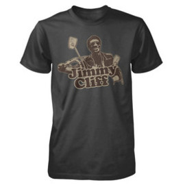 JIMMY CLIFF / SKETCH MOTORCYCLE / T-Shirts Tシャツ ジミー・クリフ