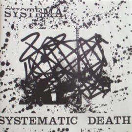 Systematic Death - Systematic Death CD