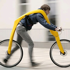 Fliz - Pedal-less 'running' bike