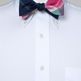 The Social Primer for Brooks Brothers - Reversible Bow Tie