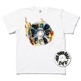 The Black Eye Patch - NeoTokyoBass × BlackEyePatch Tee with MixCD