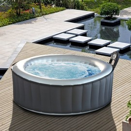 raluca - M Spa Silver Cloud Hot Tub