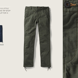 Levi's - Field Pant - Forest Night