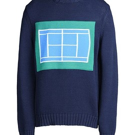 Umit Benan - Tennis Crewneck sweater