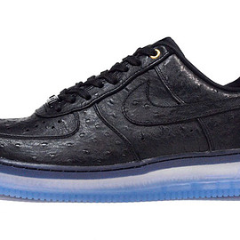 """NIKE - AIR FORCE I CMFT LUX LOW """"LIMITED EDITION for NONFUTURE"""""""