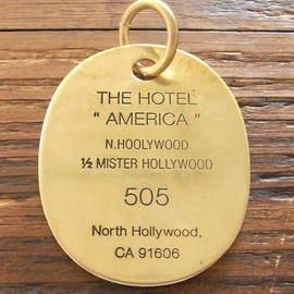 N.HOOLYWOOD - FNO2013 Original key holder