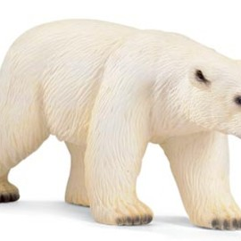 Schleich - Polar Bear, female