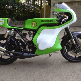 Kawasaki - 500 MACH III Resurrection