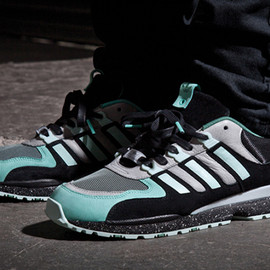 adidas, Sneaker Freaker - Torsion Integral S - Black/Mint/White?