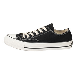 CONVERSE ADDICT - CHUCK TAYLOR® CANVAS OX BLACK 2020SS
