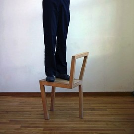 Stijn Guilielmus Ruys - Three-Legged Chair