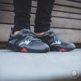 PUMA - Puma x ALIFE Blaze of Glory BLK