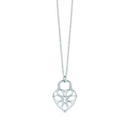 Tiffany & Co. - Filigree Heart Pendant