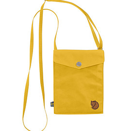 Fjallraven - Pocket Shoulder Bag Ochre