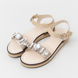 Pertini, URBAN RESEARCH - Pertini Bijou Sandals