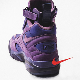 NIKE, KITH - Air Maestro 2 High - Court Purple/Royal?