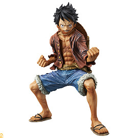 "Banprest - King of artist the Monkey ""D""Luffy"