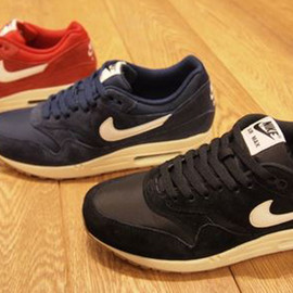 NIKE AIR MAX 1 ESSENTIAL - Nike Air Max 1 Essential Suede Pack